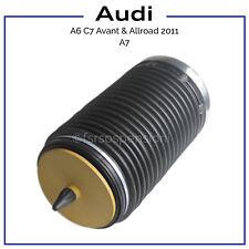 AUDI A7 A6 C7 AVANT SOFFIONE MOLLA ARIA AMMORTIZZATORE POST SX 4G0616001K