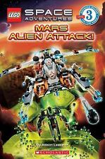 Space Adventures : Mars Alien Attack! by Lego Staff and Inc. Staff Scholastic (2