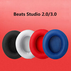 2PCS/Set Ear Pads Cushion for Beats Studio 2.0/3.0 Wired Wireless Headsets Parts