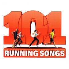 101 Running/Jogging Songs CD Queen,Coldplay,Bowie,T-Rex,Van Morrison,Wham!...