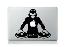 "Cool DJ Sticker Viny Decal Skin Cover for Apple Macbook Air/Pro/Retina 13""15""17"""