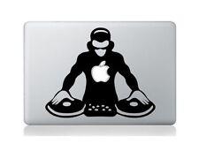 "Cool DJ Sticker Viny Decal Skin Cover for Apple Macbook Air/Pro/Retina 13""15""17"""