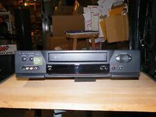 New listing Mitsubishi Hs-U430 Vhs Vcr Works great. No remote.