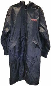 Dive Boat Fleece Lined Jacket w/ Hood, Men's Large