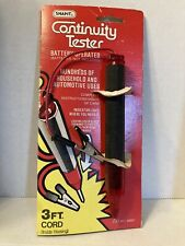 Vintage Snapit Continuity Tester New/Never Opened #49661
