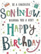 Son in Law Birthday Card Regal Publishing (b9)