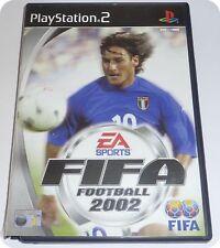 FIFA 2002 videogioco Electronic Arts PS2 <=
