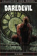 DAREDEVIL 100% Marvel  N° 10 Panini Comics La Veuve Etat Neuf