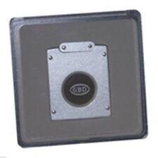 GBD Silver Coloured Cigar Cutter in Case - CU6551