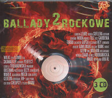 = POLSKIE BALLADY ROCKOWE vol.2- POLISH ROCK BALLADS /3CDbox /sealed from Poland