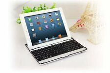 New Slim Detachable Wireless Bluetooth Keyboard Case Cover Stand for iPad 2 3 4