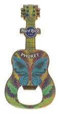 Hard Rock Cafe Phuket Thailand Butterfly Magnet Bottle Opener