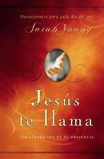 Jesus Te Llama : Disfruta de Paz en Su Presencia by Sarah Young (2012,...