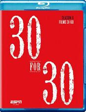 ESPN FILMS 30 FOR 30: SEASON 2 - BLU RAY - Region A - Sealed