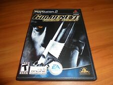 GoldenEye: Rogue Agent (Sony PlayStation 2, 2004) Used Complete PS2