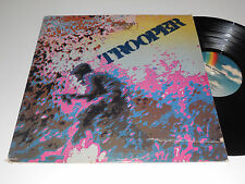 TROOPER NM Promo Self Titled MCA records MCA 5151 Album vinyl
