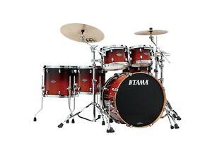 TAMA Starclassic Performer MBS52RZS-DCF Drum Kit 5 teilig Dark Cherry Fade