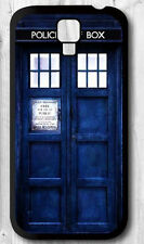 Tardis Hard Phone Cover for Apple iPhone 4 5 5s 6 6s 7 Plus. Dr Who Police Box