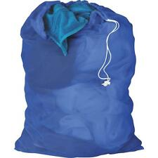 Honey Can Do Blue Mesh Laundry Bag