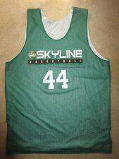 Skyline High School Coyotes Basketball Team Game Worn Jersey Lg Mesa, Arizona