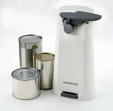 Kenwood Electric Can Tin Bottle Opener Knife Sharpner 3-in-1, CAP70.A0 WH - New