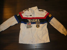 Polo Ralph Lauren Denim and Supply Racing jacket size Large new  Racing White