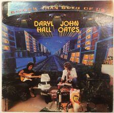 """Bigger Than Both Of Us 33 RPM 12"""" Record Hall & Oats 1976 ShopVinyls.com"""