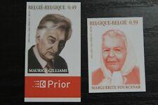 3221/22 'Literatuur' - Ongetand - CW: 20 euro - Zeer mooi!