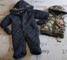 Boys Snowsuit & Gilet (Bnwt) 9-12 Months - Winter
