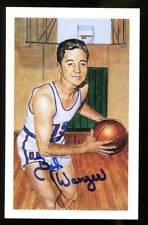 Bobby Wanzer Signed Center Court Postcard Autographed PSA/DNA X26964