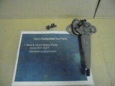 1970 1971 1972 Plymouth Duster Hood Release