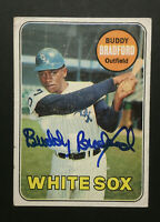 Buddy Bradford White Sox signed 1969 Topps baseball card #97 Auto Autograph 1