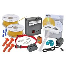 SET: PetSafe PRF-3004XW Dog Radio Fence + Extra 152m Cable Invisible Containment
