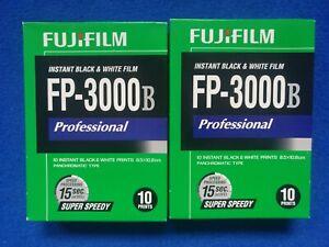 2x Fuji FP3000b (04/2015)