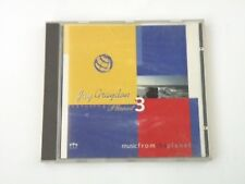 JAY GRAYDON FEATURING PLANET 3 - MUSIC FROM THE PLANET - CD BEVERLY 1994 - NM/NM