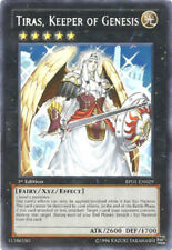 YGO-1x-Near Mint-Tiras, Keeper of Genesis - BP01-EN029 - Rare - 1st Edition-Batt