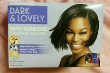 SoftSheen Carson Dark and Lovely Healthy Gloss 5 No-Lye Relaxer - Super AU Stock