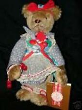 RARE- GORHAM- BEVERLY PORT--BEAR--MOLLY MELINDA - MUSICAL- LIMITED # 2500