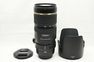 TAMRON SP 70-200mm F2.8 Di VC USD A009 AF Lens for Canon EOS EF Mount #210822c