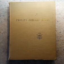 The Library Atlas by George Goodall & H C Darby 1959 sixth edition (M)