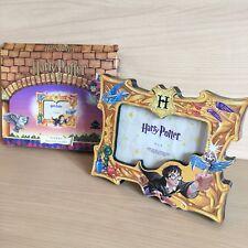 "BNIB Harry Potter Quidditch Photo Frame 6x4"" Picture Warner bros Snitch Broom"