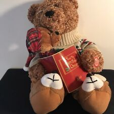 Avon 'Twas The Night Before Christmas' Animated Talking Story Bear 2006 Works