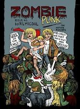 Zombie Punk: No.1-The Curtain Falls (Paperback or Softback)