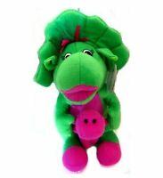 Bebé Bop El Dinosaurio con Bebé Barney 25CM Peluche