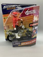 Adventure Force Nitro Circus Dirt Bike & Rider Travis Pastrana Red 1:12 Scale FX