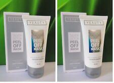 ❄️YEAUTY Silver DETOX Peel-Off Gesichtspflege SET 2x50 ml VEGAN tiefenreinigend