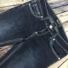 Premere by Rue 21 Denim Jeans Junior Size 3/4 Cotton Blend