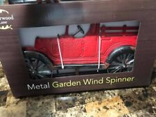 RED TRUCK WIND SPINNER NEW