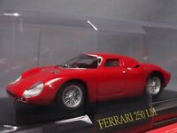 Ferrari Collection 250 LM 1/43 Scale Box Mini Car Display Diecast vol 88