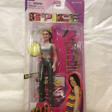 "1998 Toymax SPICE GIRLS 6"" Posable Action Figure SPORTY SPICE"